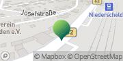Karte GLS PaketShop Mudersbach, Deutschland