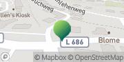 Karte GLS PaketShop Sundern (Sauerland), Deutschland