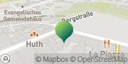 Karte GLS PaketShop Diez, Deutschland
