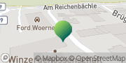 Karte GLS PaketShop Hohentengen am Hochrhein, Deutschland