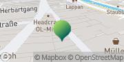 Karte GLS PaketShop Pirna, Deutschland