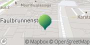 Karte GLS PaketShop Wiesbaden, Deutschland