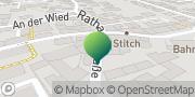 Karte GLS PaketShop Mainz, Deutschland