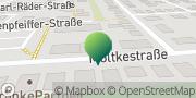 Karte GLS PaketShop Haßloch, Deutschland