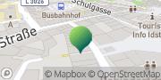 Karte GLS PaketShop Reichenbach, Deutschland