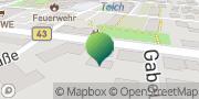Karte GLS PaketShop Maintal, Deutschland
