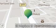 Karte GLS PaketShop Sinn, Deutschland