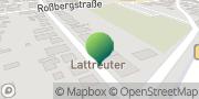 Karte GLS PaketShop Nierstein, Deutschland
