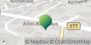 Karte GLS PaketShop Mühlheim am Main, Deutschland