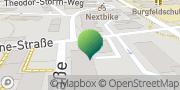 Karte GLS PaketShop Speyer, Deutschland