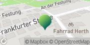 Karte GLS PaketShop Rüsselsheim, Deutschland
