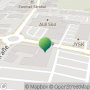 Karte Paket-Kuriere FW Deutschland GmbH Speyer, Deutschland