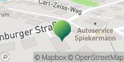 Karte GLS PaketShop Seehausen, Deutschland