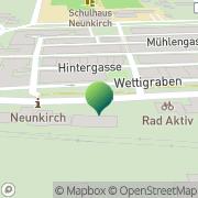 Karte Die Schweizerische Post Neunkirch, Schweiz