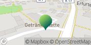 Karte GLS PaketShop Bielefeld, Deutschland