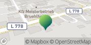 Karte GLS PaketShop Winsen (Luhe), Deutschland
