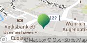 Karte GLS PaketShop Dorum, Deutschland
