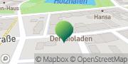 Karte GLS PaketShop Bremerhaven, Deutschland