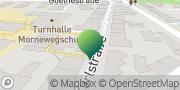 Karte GLS PaketShop Darmstadt, Deutschland