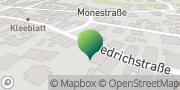 Karte GLS PaketShop Bad Schönborn, Deutschland