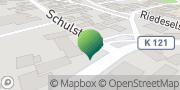 Karte GLS PaketShop Allendorf (Eder), Deutschland