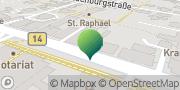 Karte GLS PaketShop Spaichingen, Deutschland
