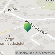 Karte Feuerwehrgerätehaus Scharmbeckstotel Osterholz-Scharmbeck, Deutschland