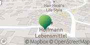 Karte GLS PaketShop Wiesloch, Deutschland