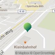 Karte Verein Kulturzentrum Osterholz-Scharmb. Osterholz-Scharmbeck, Deutschland