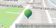 Karte GLS PaketShop Detmold, Deutschland