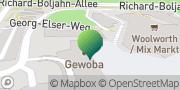 Karte GLS PaketShop Bremen, Deutschland