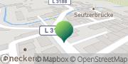 Karte GLS PaketShop Florstadt, Deutschland