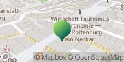 Karte GLS PaketShop Rottenburg am Neckar, Deutschland
