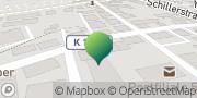 Karte GLS PaketShop Grimma, Deutschland