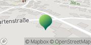 Karte GLS PaketShop Brombachtal, Deutschland