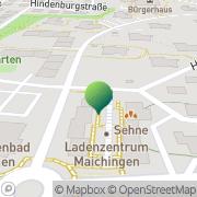 Karte Niko's Schule & Fotoshop Sindelfingen, Deutschland