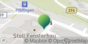Karte GLS PaketShop Ammerbuch, Deutschland