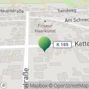 Karte Schroll Kurierdienst Seligenstadt, Deutschland