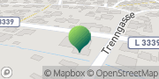 Karte GLS PaketShop Freigericht, Deutschland