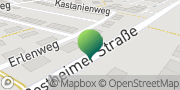 Karte GLS PaketShop Aschaffenburg, Deutschland