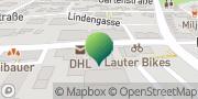 Karte GLS PaketShop Bad Wimpfen, Deutschland
