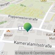 Karte TFK Stuttgart Stuttgart, Deutschland