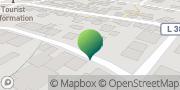 Karte GLS PaketShop Sonnenbühl, Deutschland