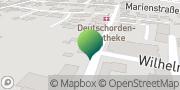 Karte GLS PaketShop Bad Friedrichshall, Deutschland
