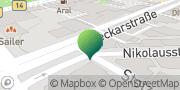 Karte GLS PaketShop Bodenmais, Deutschland