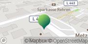 Karte GLS PaketShop Auetal, Deutschland