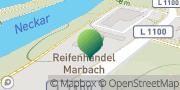 Karte GLS PaketShop Anröchte, Deutschland