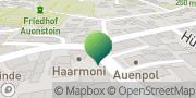 Karte GLS PaketShop Ilsfeld, Deutschland