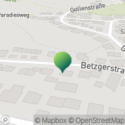 Karte B.P.S. e.K. Esslingen am Neckar, Deutschland