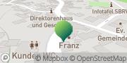Karte GLS PaketShop Brachttal, Deutschland